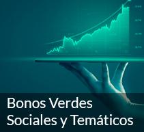 Bonos Verdes Sociales y Tematicos