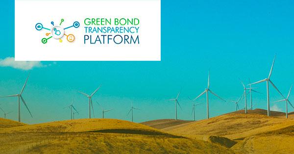 Plataforma inovadora para o mercado de títulos verdes