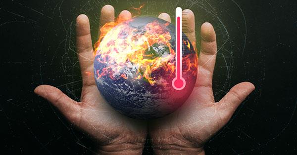 Histórico informe del IPCC advierte de la acción del hombre sobre la tierra y sus riesgos